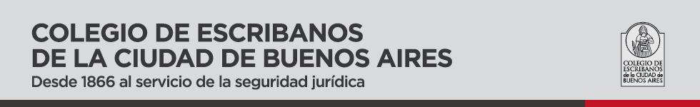 Colegio de Escribanos de la Ciudad de Buenos Aires