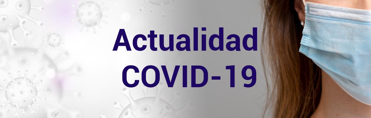 Actualidad COVID-19