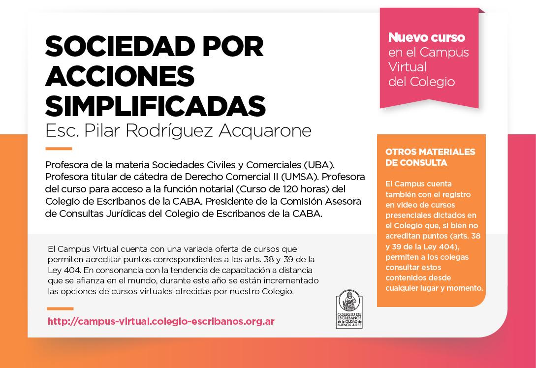 Nuevo curso disponible en el Campus Virtual