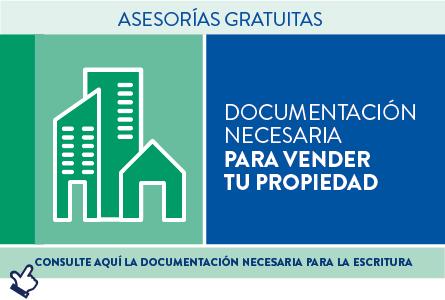 Documentación necesaria para vender tu propiedad