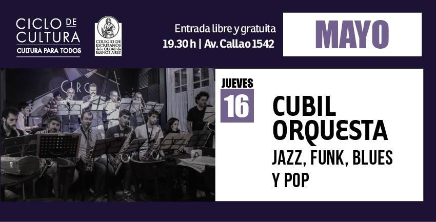 Ciclo de Cultura: Jueves 16 de mayo | 19.30 h