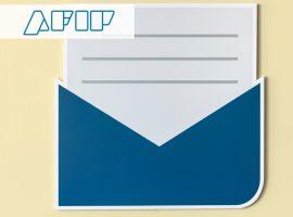 AFIP: Intimaciones recibidas por escribanos adscriptos (CITI)
