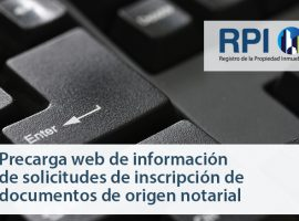 RPI de la Capital Federal: Instructivo para el Sistema de Precarga de Minutas Web