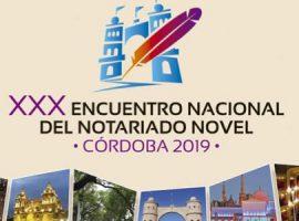 XXX Encuentro Nacional del Notariado Novel – Designación de coordinadores