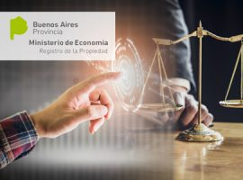 RPI Provincia de Buenos Aires – DTR Nº 8/2019