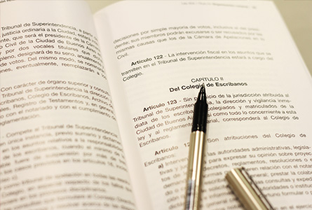 IMPORTANTE: Actualización del Arancel Notarial Indicativo