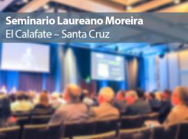 Seminario Laureano Moreira | El Calafate, Santa Cruz