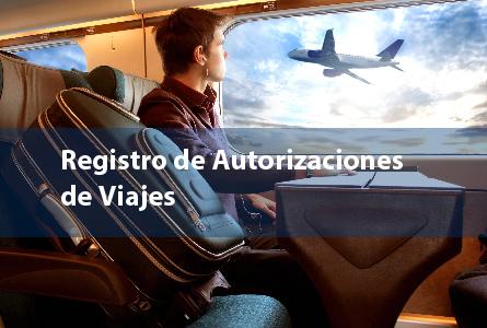 Implementación del Registro de Autorizaciones de Viajes