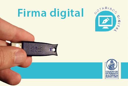 Firma digital – Pautas a tener en cuenta